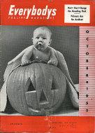 Everybody's Poultry Magazine October 1955 Magazine