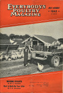 Everybody's Poultry Magazine Vol. 50 No. 7 Magazine