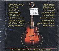 Evidence Blues Sampler: Four CD