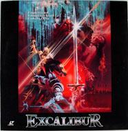 Excalibur Laserdisc