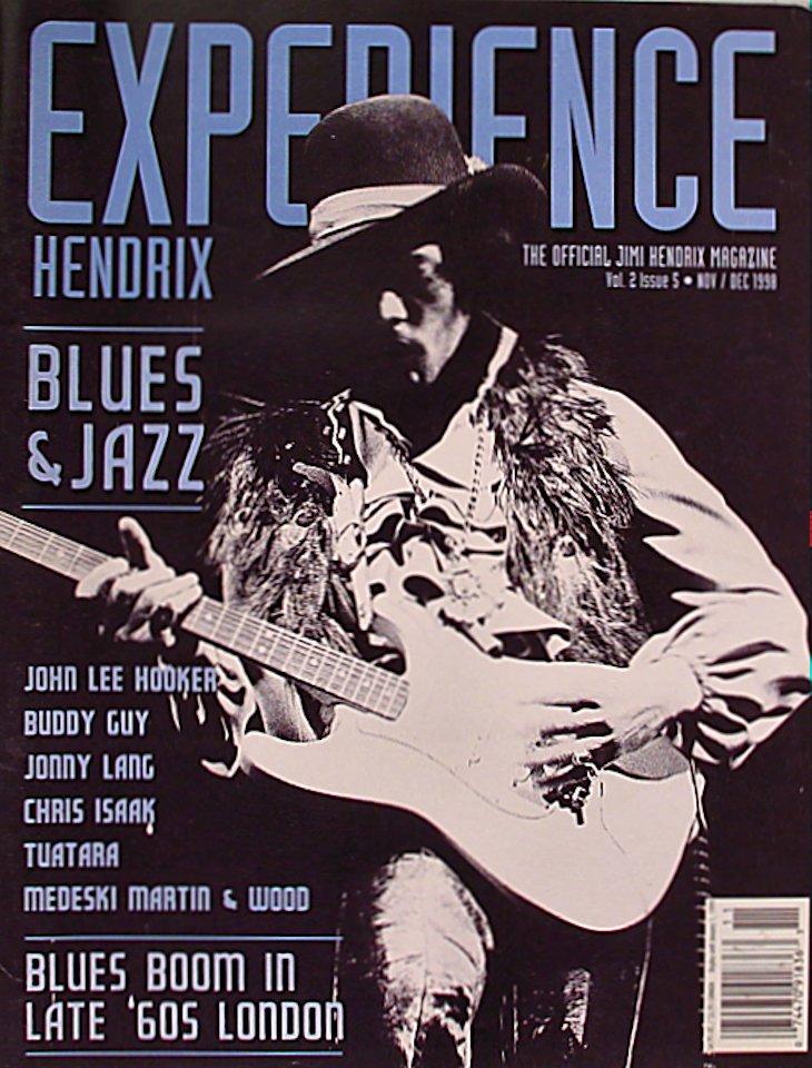 Experience Hendrix Vol. 2 No. 5 Magazine