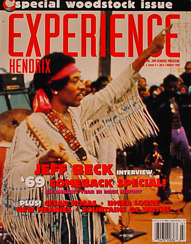 Experience Hendrix Vol. 3 No. 3