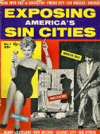 Exposing America's Sin Cities Vol. 1 No. 1 Magazine