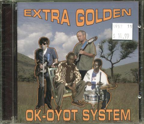 Extra Golden CD