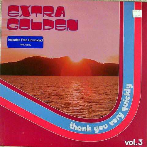 "Extra Golden Vinyl 12"" (New)"