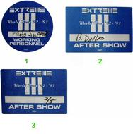 Extreme Backstage Pass
