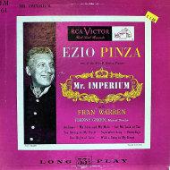 """Ezio Pinza Vinyl 10"""" (Used)"""