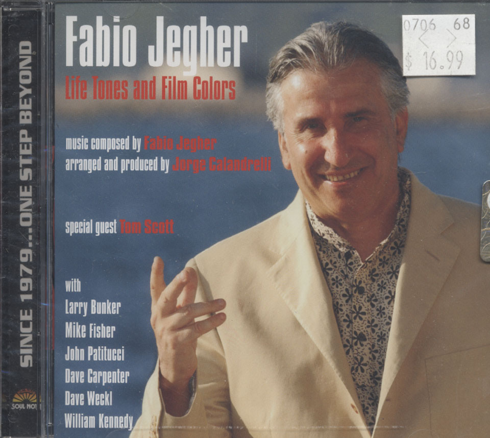 Fabio Jegher CD