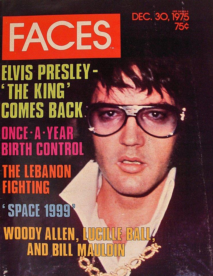 Faces Vol. 1 No. 2