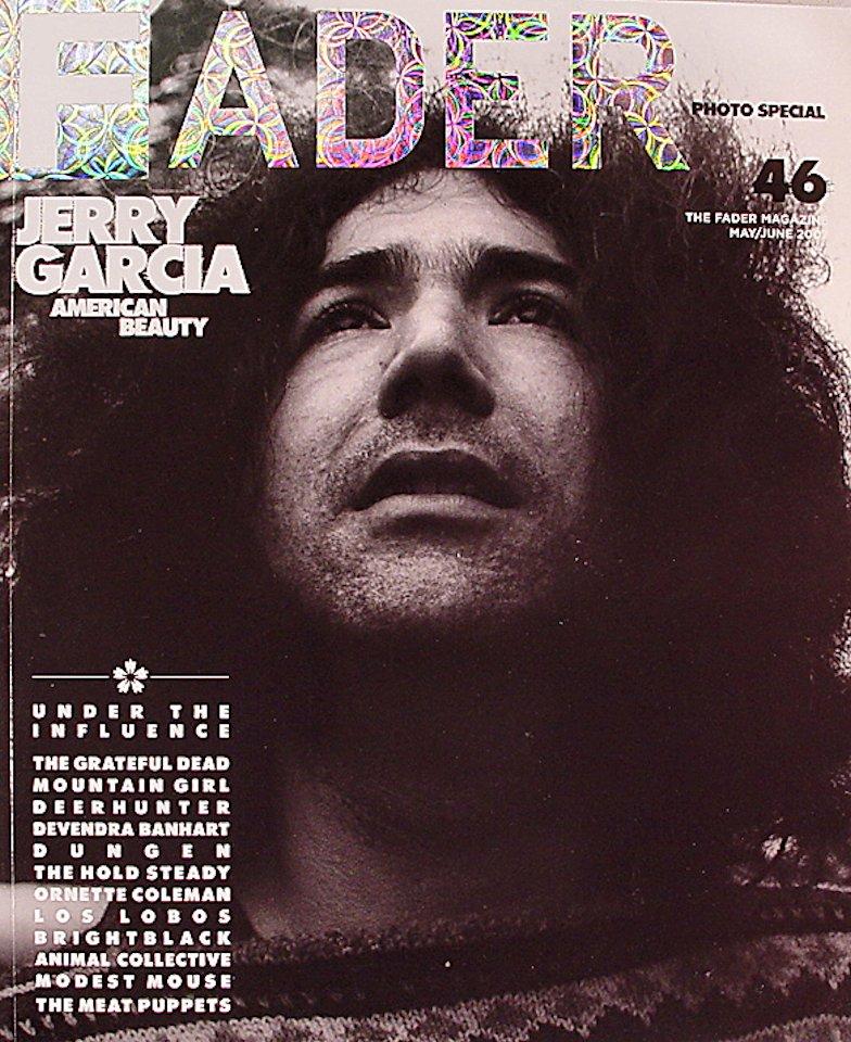 Fader Issue 46