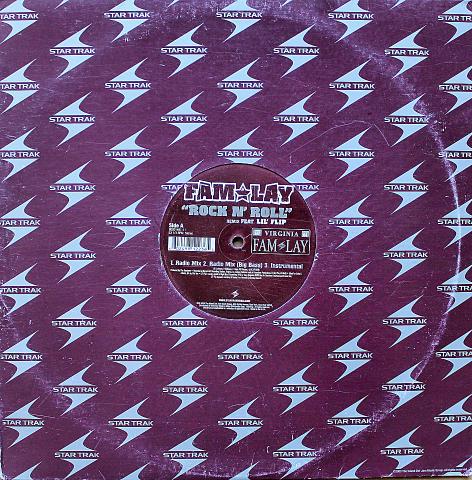"Fam-Lay Vinyl 12"" (Used)"