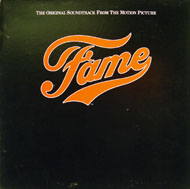 """Fame: The Original Soundtrack From The Motion Picture Vinyl 12"""" (Used)"""
