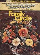 Family Circle Aug 1,1974 Magazine