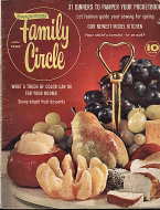 Family Circle Jan 1,1962 Magazine