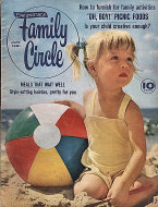 Family Circle Jun 1,1961 Magazine
