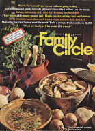 Family Circle Mar 1,1973 Magazine