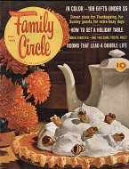 Family Circle Nov 1,1961 Magazine