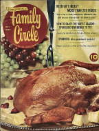 Family Circle Nov 1,1962 Magazine