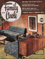 Family Circle Oct 1,1962 Magazine