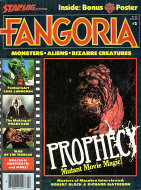 Fangoria Vol. 2 No. 1 Magazine