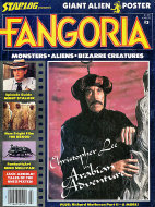 Fangoria Vol. 3 No. 1 Magazine