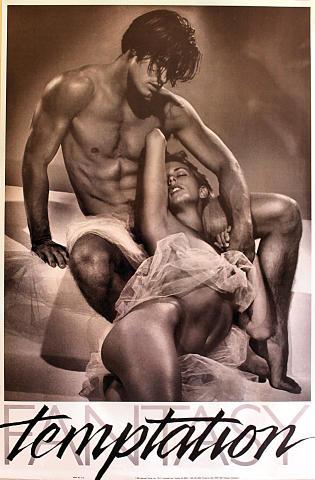 Fantasy - Temptation Poster