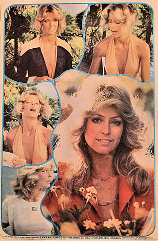 Farrah Fawcett-Majors as Jill Of Charlie's Angels Poster