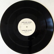 """Fashion Party Interview Vinyl 12"""" (Used)"""