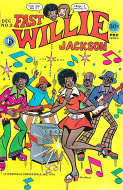 Fast Willie Jackson #2 Comic Book