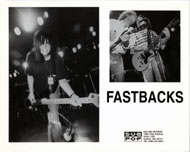 Fastbacks Promo Print