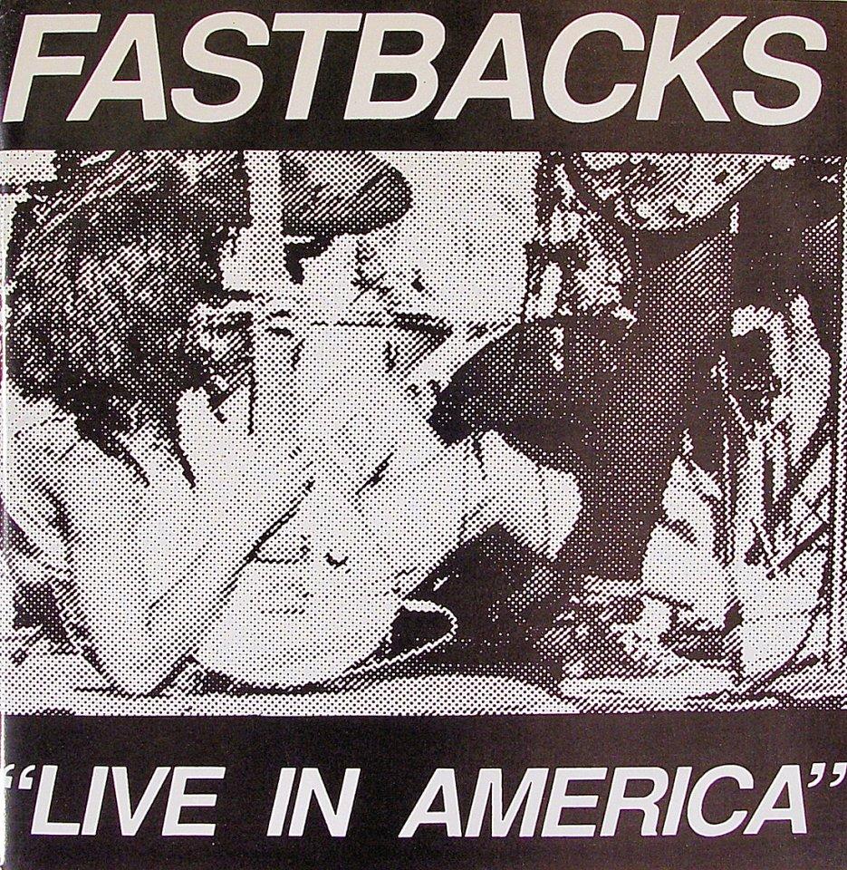 """Fastbacks Vinyl 7"""" (Used)"""