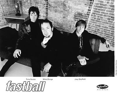 Fastball Promo Print