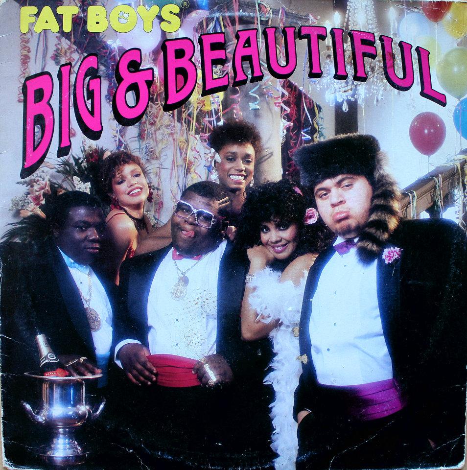 "Fat Boys Vinyl 12"" (Used)"