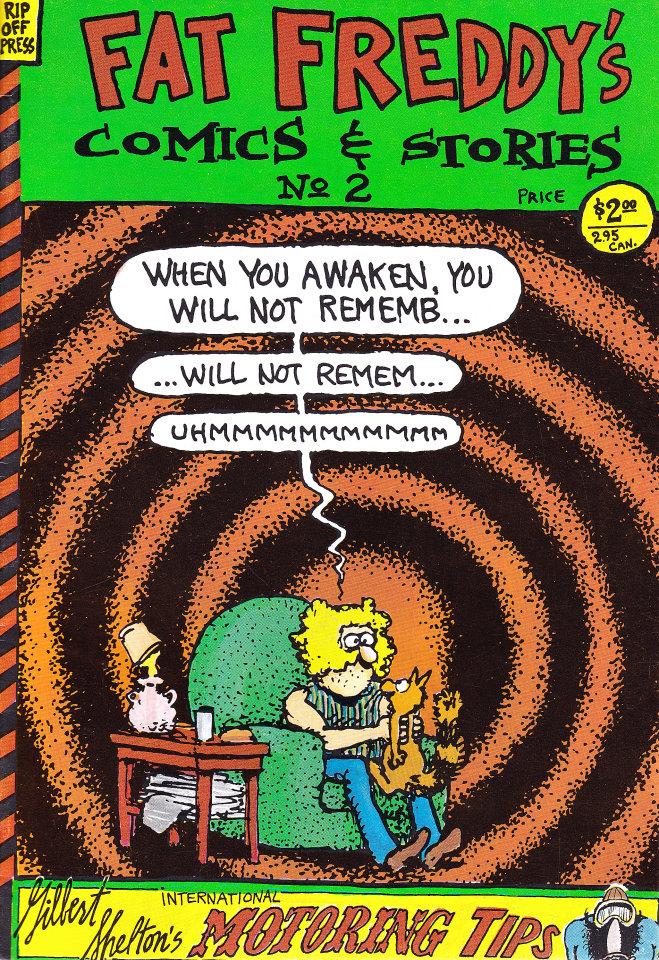 Fat Freddy's Comics & Stories No. 2 Comic Book