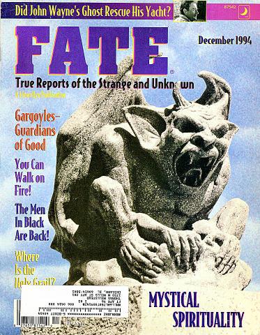 Fate Dec 1,1994 Magazine