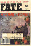 Fate Magazine April 1990 Magazine