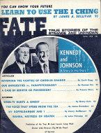 Fate Vol. 21 No. 6 Magazine