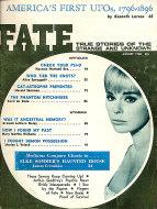 Fate Vol. 21 No. 8 Magazine