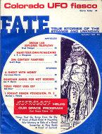 Fate Vol. 21 No. 9 Magazine