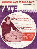 Fate Vol. 22 No. 4 Magazine