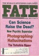 Fate Vol. 24 No. 10 Magazine
