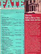 Fate Vol. 26 No. 3 Magazine