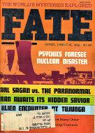Fate Vol. 33 No. 4 Magazine