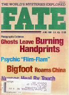 Fate Vol. 34 No. 6 Magazine