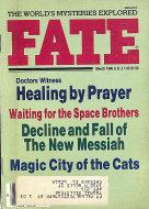 Fate Vol. 39 No. 3 Magazine