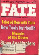 Fate Vol. 40 No. 2 Magazine