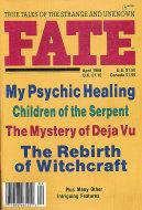 Fate Vol. 41 No. 4 Magazine