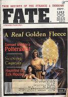 Fate Vol. 42 No. 9 Magazine