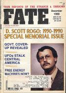 Fate Vol. 43 No. 12 Magazine