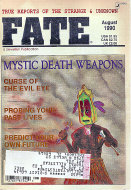 Fate Vol. 43 No. 8 Magazine